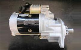 Jubana 24v 4.5Kw Starter Motor Suits 4 Cylinder DAF